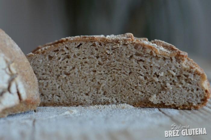 glinena posoda za peko brezglutenskega kruha 8