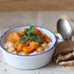 Vegan Pumpkin Chickpeas Curry