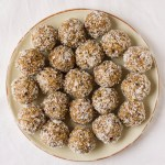 Coconut Date Energy Balls