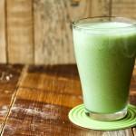 Vegan Banana Green Smoothie