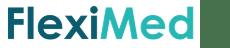 Flexi-med logo