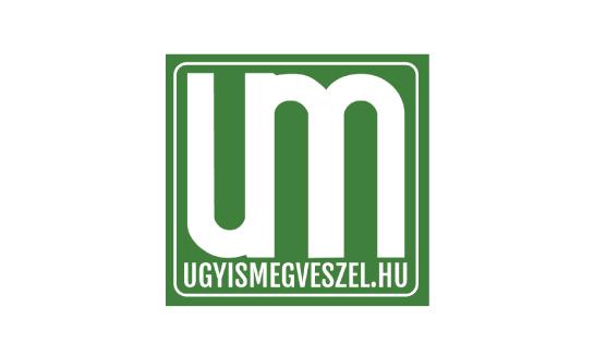 Ugyismegveszel.hu logo