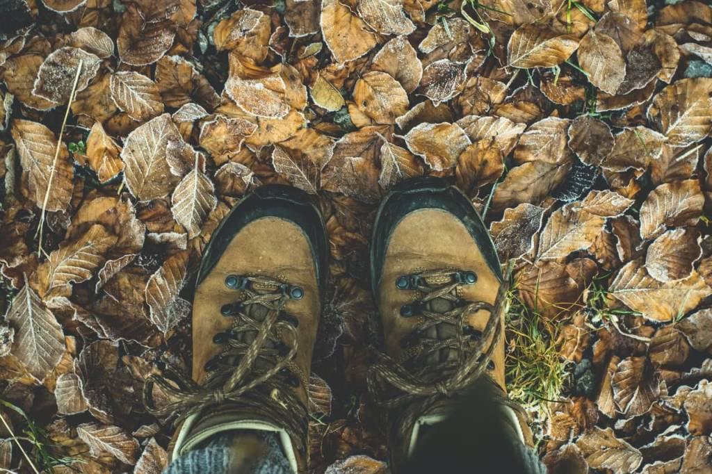 turistické topánky