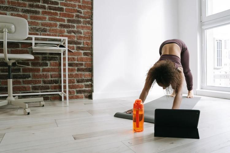 Športom ku zdraviu: tipy na cvičenie doma