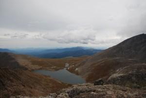 Exploring marketing career paths by climbing a mountain in Colorado