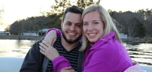 Zach & Hannah's Save the Date Photo