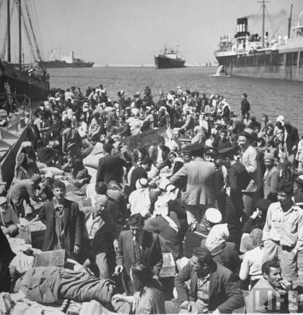 Image result for арабские беженцы 1947