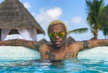 Somizi – The Gold of Zanzibar very beautiful i'm Living the dream
