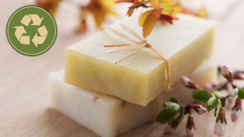 Earth Day: This Is What Happens To Your Leftover Soap At The Hotel - Z  Living