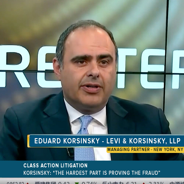 Levi & Korsinsky Xerox Shareholder Lawsuit Class Action Proposed Settlement Eduard Korsinsky