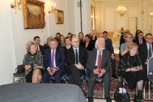 Reception at The Consulate General of the Republic of Poland