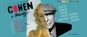 Cohen i Kobiety  Warszawa @ COS Torwar | Warsaw | Poland