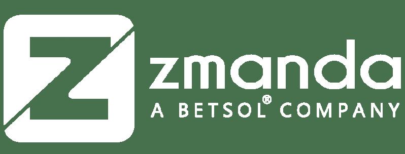 zmanda logo white