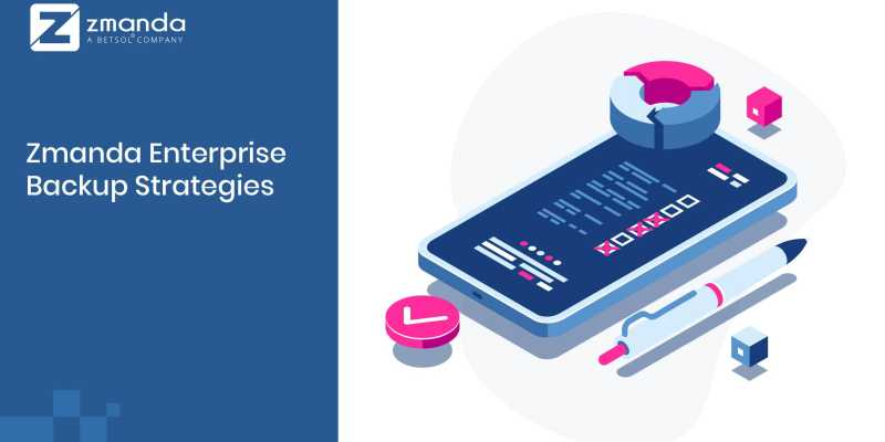 Zmanda Enterprise Backup Strategy