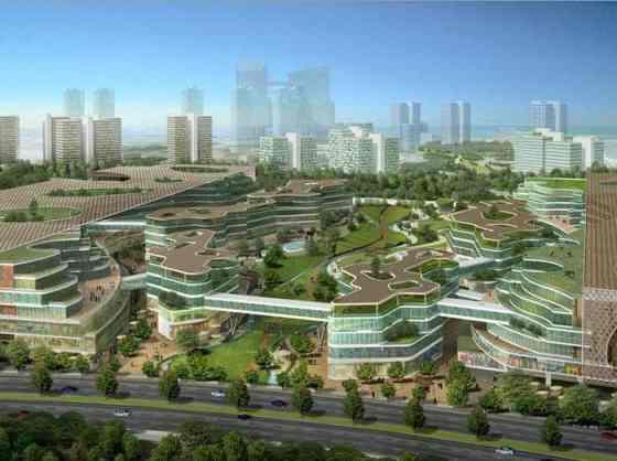 Tianjin Eco City