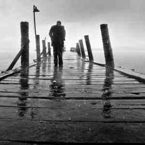 rain walk or run