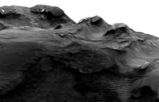 mineral mars