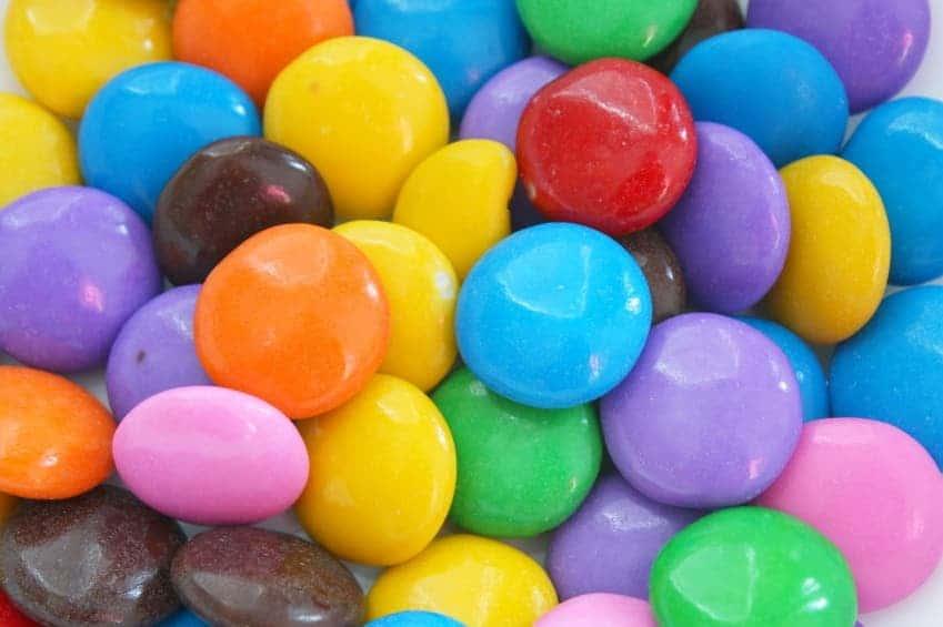 physics of colour