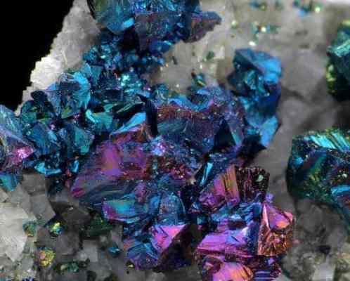 Chalcopyrite, Galena and Dolomite