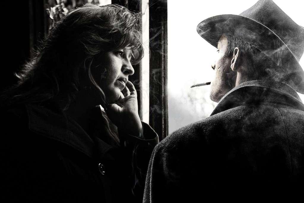 bad boy smoking