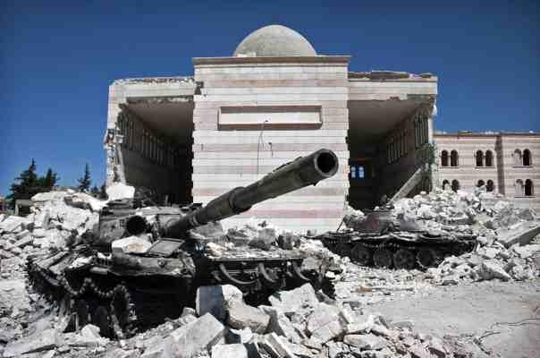 Azaz, Syria. Credit: Wikimedia Commons