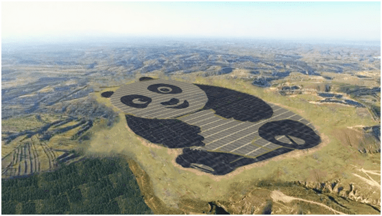 Panda Solar Plant.