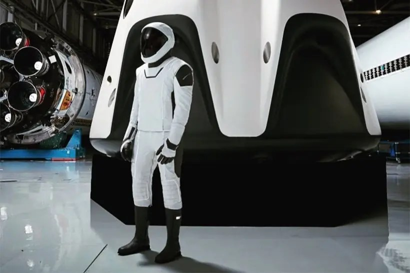 Elon Musk Offers Full Look at the SpaceX Space Suit