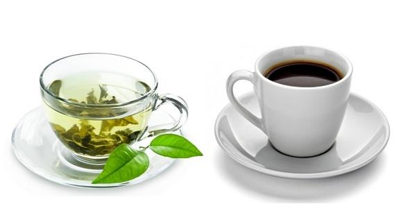 Кофеин в чае и кофе - сходства и различия