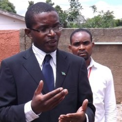 The National Revolution Party -NRP- has petitioned the Law Association of Zambia -LAZ- to immediately suspend Constitutional Lawyer JOHN SANGWA and revoke his practicing licence