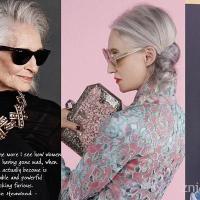 Siwe włosy - 3 sposoby jak przejść od farbowanych do naturalnych