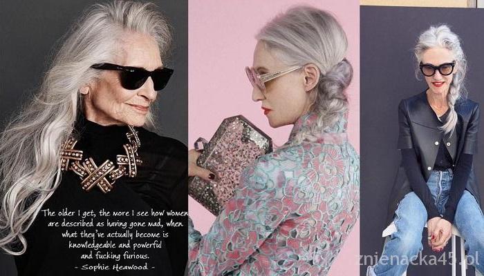 Siwe włosy – 3 sposoby jak przejść od farbowanych do naturalnych