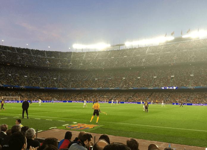 Camp Nou Zawsze na wakacjach