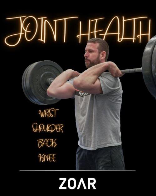 Joint Health Bundle, Knee, Shoulder, Back, Wrist