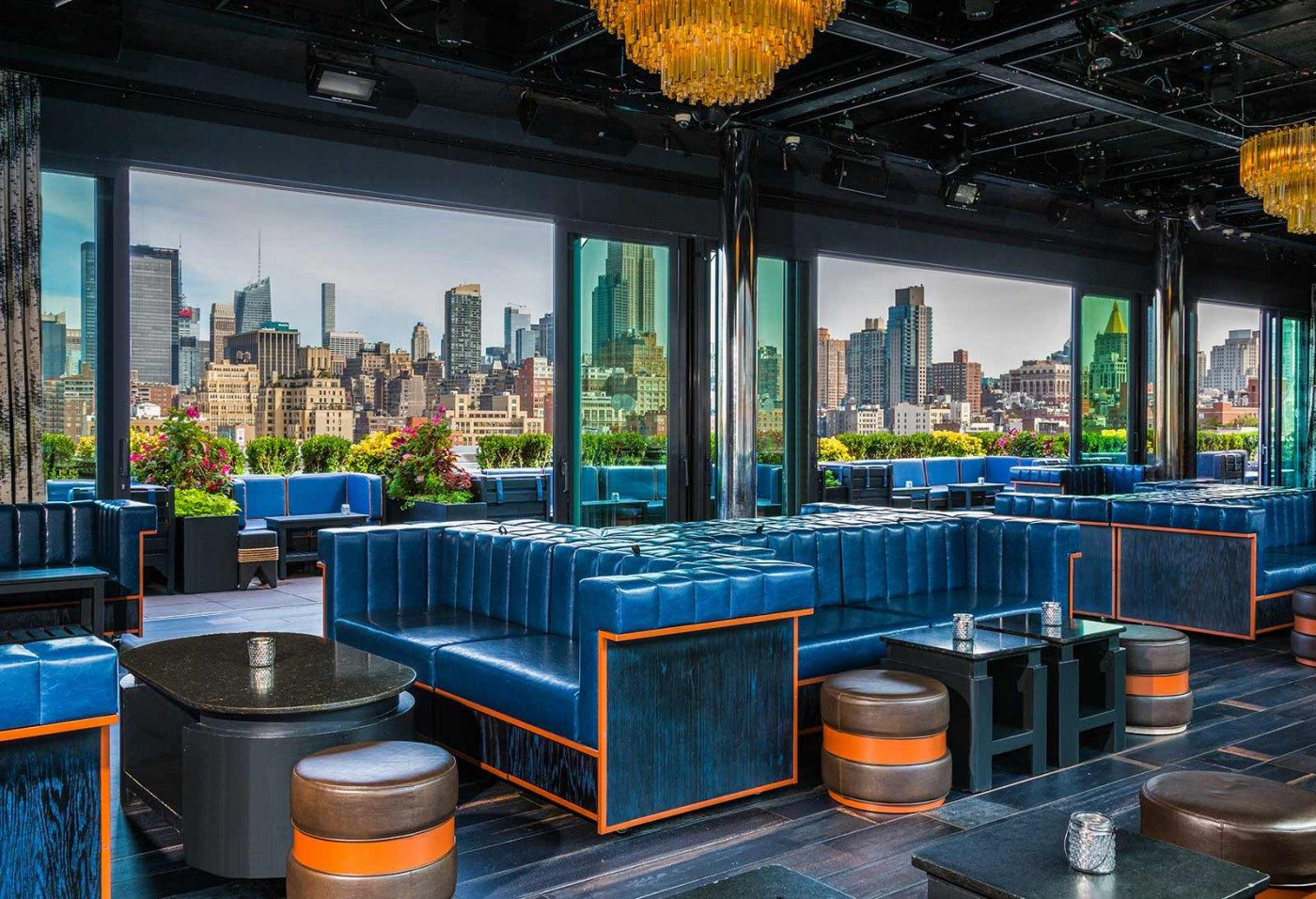 PHD Lounge NYE 2021 at Dream Downtown | Zocha Group Events