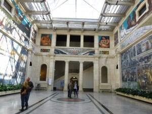Diego Revera murals. Detroit inst.