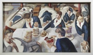 Stanley Spencer hospital painting