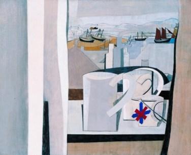 Ben Nicholson . Still Life 1943 - 45 (St Ives, Cornwall). tate.org.uk