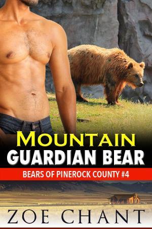 Mountain Guardian Bear by Zoe Chant