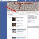 Veranstaltungen in der Facebookgruppe Zöliakie Austausch