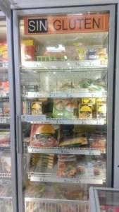 Carrefour glutenfreie TK-Ware