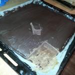 Glutenfreier Lebkuchen vom Blech