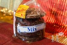 Glutenfreie Lebkuchen im Mix