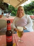 Patrizia und ihr glutenfreies Daura Damm