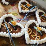 Oktoberfest Lebkuchenherz