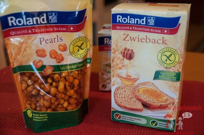 Glutenfreie Produkte von Roland