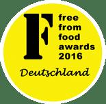 FreefromFood-Award