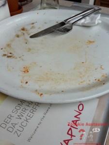 Es hat geschmeckt!