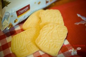 Glutenfreier Butterspekulatius