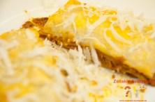 bofrost Lasagne mit geriebenen Käse