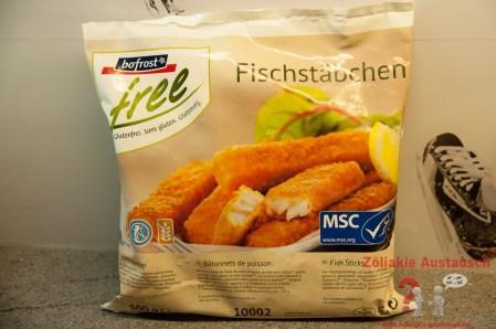 bofrost Fischstäbchen